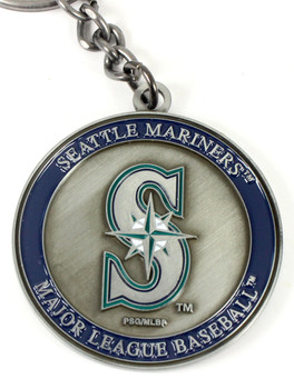Seattle Mariners Ultimate Two-Sided Key Chain