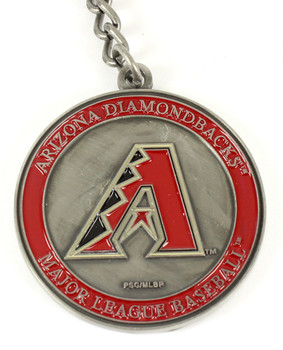 Arizona Diamondbacks Ultimate Two-Sided Key Chain