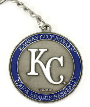 Kansas City Royals Ultimate Two-Sided Key Chain