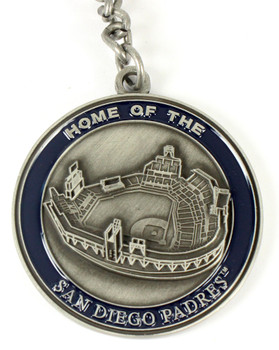 San Diego Padres Ultimate Two-Sided Key Chain