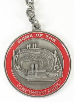 Cincinnati Reds Ultimate Two-Sided Key Chain