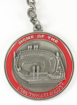 Cincinnati Reds Ultimate Two-Sided Key Chain