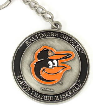 Baltimore Orioles Ultimate Two-Sided Key Chain