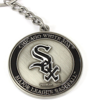 Chicago White Sox Ultimate Two-Sided Key Chain