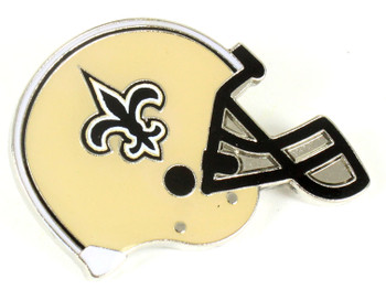 New Orleans Saints Helmet Pin.
