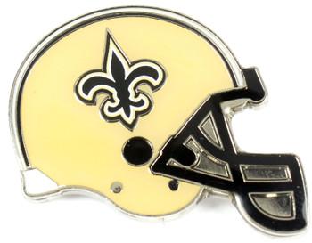 New Orleans Saints Helmet Pin.