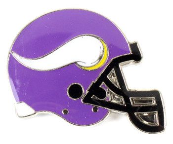 Minnesota Vikings Helmet Pin