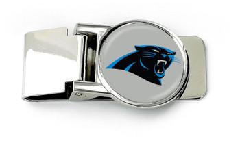 Carolina Panthers Money Clip