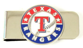 Texas Rangers Money Clip.