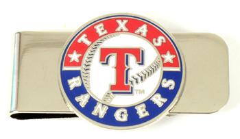 Texas Rangers Money Clip.