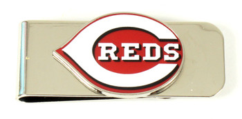 Cincinnati Reds Money Clip.