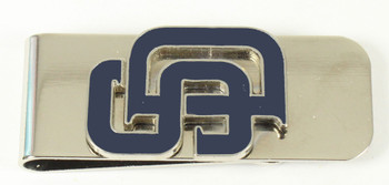 San Diego Padres Money Clip.