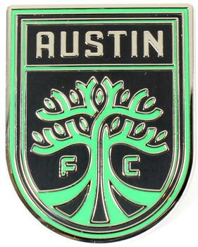 Austin FC Logo Pin