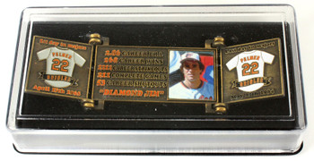 Jim Palmer Hall of Fame Career Pin - Limited Edition 1,990