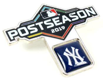 New York Yankees 2019 Post Season Pin
