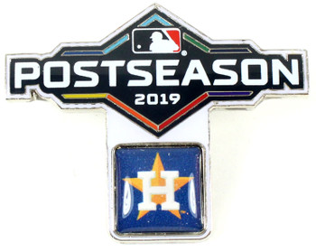 Houston Astros 2019 Post Season Pin
