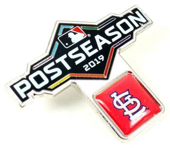 St. Louis Cardinals 2019 Post Season Pin