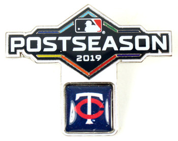 Minnesota Twins 2019 Post Season Pin