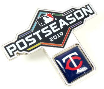 Minnesota Twins 2019 Post Season Pin