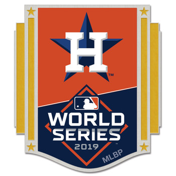 Houston Astros 2019 World Series Participant Pin