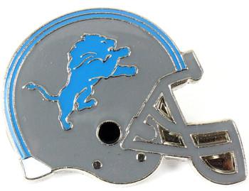 Detroit Lions Helmet Pin