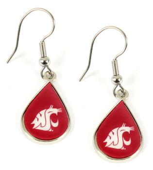 Washington State Tear Drop Earrings