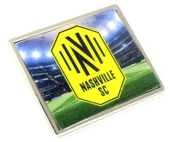 Nashville FC Logo Field Pin