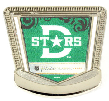 2020 NHL Winter Classic Dallas Stars Pin