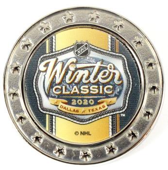 2020 NHL Winter Classic Logo Pin