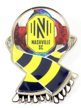 Nashville FC Scarf Pin