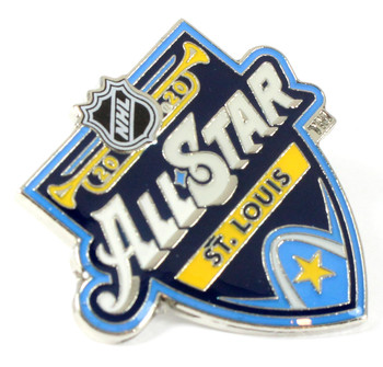 2020 NHL All-Star Game Logo Pin
