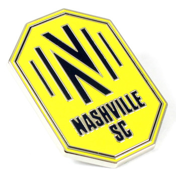 Nashville SC Logo Pin