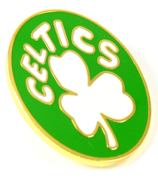 Boston Celtics Vintage Logo Pin - 1947