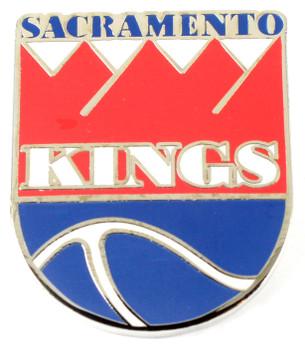 Sacramento Kings Vintage Pin - 1985