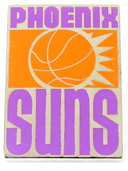 Phoenix Suns Vintage Logo Pin - 1968