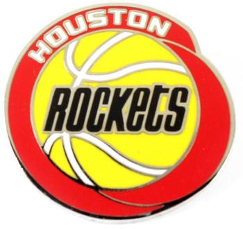 Houston Rockets Vintage Logo Pin - 1973