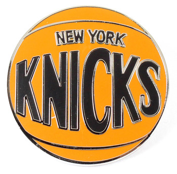 New York Knicks Vintage Logo Pin - 1968