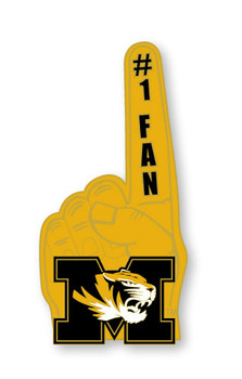 Missouri #1 Fan Pin