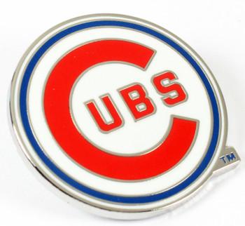 Chicago Cubs Vintage Logo Pin - 1957