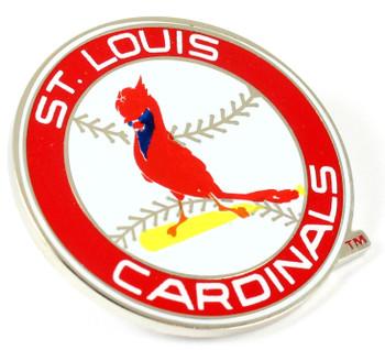 St. Louis Cardinals Vintage Logo Pin - 1967