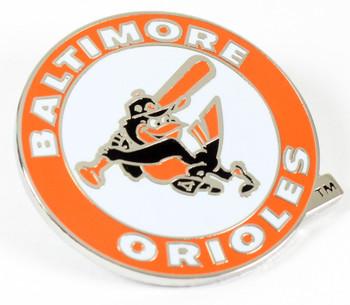 Baltimore Orioles Vintage Logo Pin - 1966