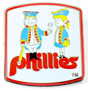 Philadelphia Phillies Vintage Logo Pin - 1976