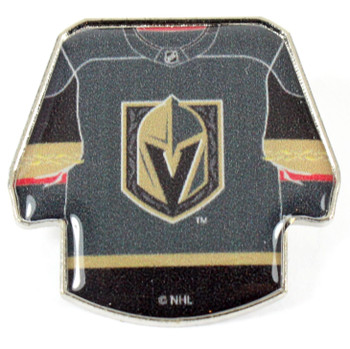 Vegas Golden Knights Home Jersey Pin