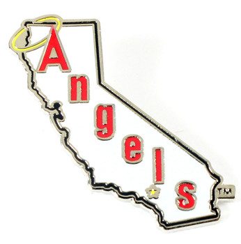 California Angels Vintage Logo Pin - 1976