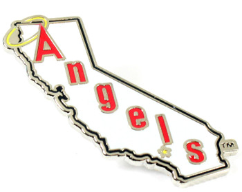 California Angels Vintage Logo Pin - 1976