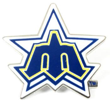 Seattle Mariners Vintage Logo Pin - 1976