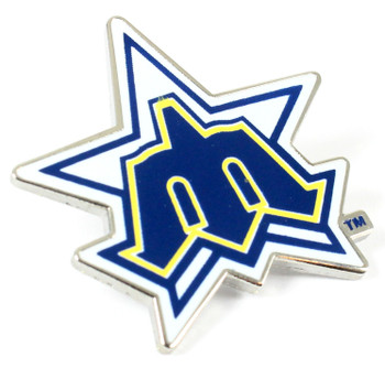 Seattle Mariners Vintage Logo Pin - 1982