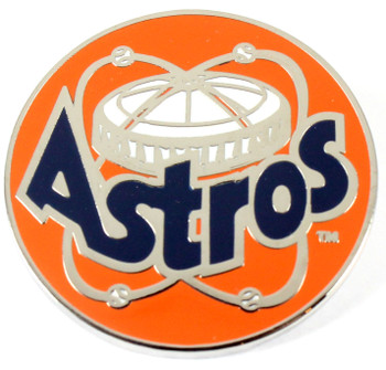 Houston Astros Vintage Logo Pin - 1977
