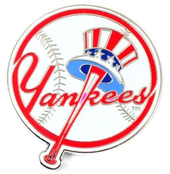 New York Yankees Vintage Logo Pin - 1946