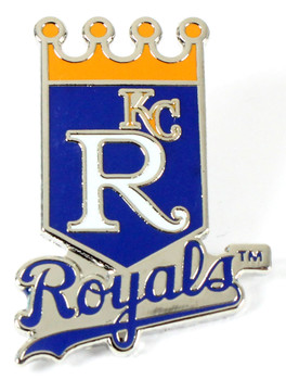 Kansas City Royals Vintage Logo Pin - 1979